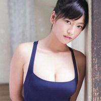 高校2年なのにおっきすぎて水着のサイズが合わない澤田夏生
