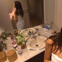 ぬーべーでの佐野ひなこのシャワー上がりのバスタオル姿がムラムラしちゃうね!!