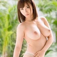 Hカップの人妻乃咲かのんがアダルトデビュー!!