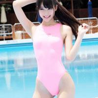 川崎あやの競泳水着での食い込みがエロすぎてフルボッキだわいww