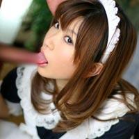 もし性的な奉仕もおkなメイドがいたら教え込みたいメイドさんのフェラ画像www